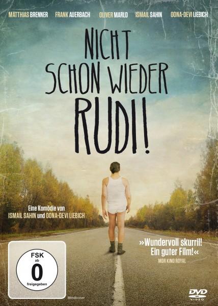 Nicht schon wieder Rudi! DVD Front
