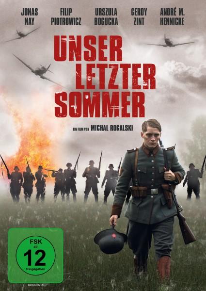 Unser letzter Sommer DVD Front