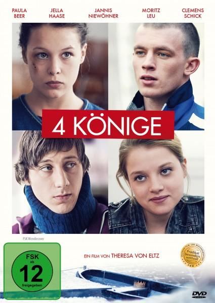4 Könige DVD Front