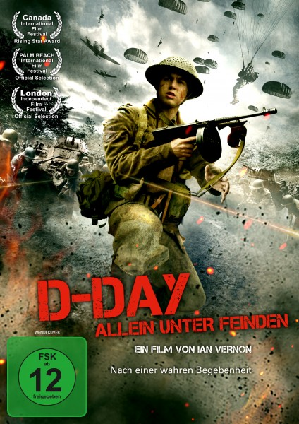 D-Day DVD Front