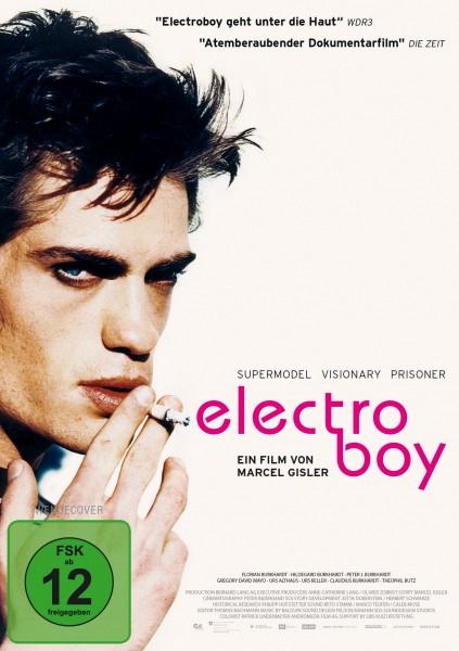 Electroboy DVD Front