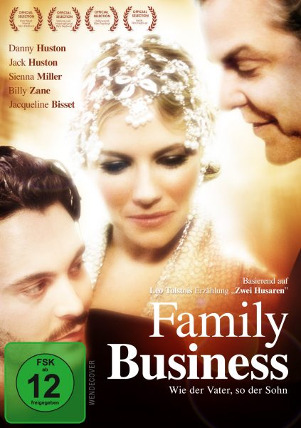 Family Business DVD Front