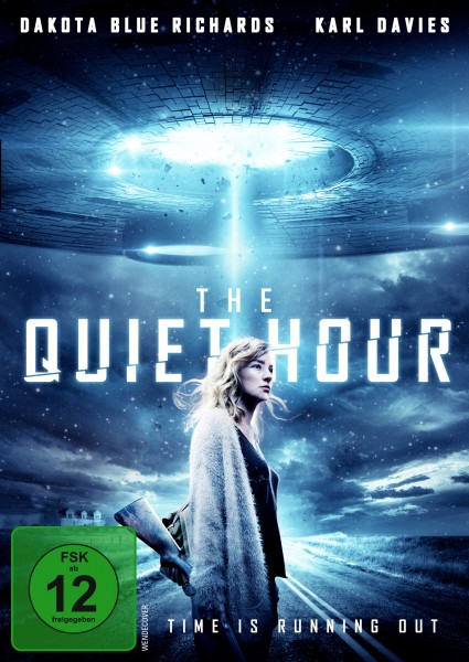 The Quiet Hour DVD Front