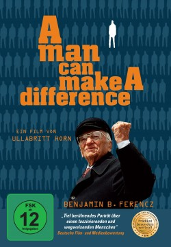 A man can make a difference DVD Front