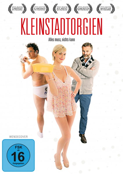 Kleinstadtorgien DVD Front