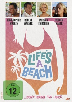 Life's a beach DVD Front