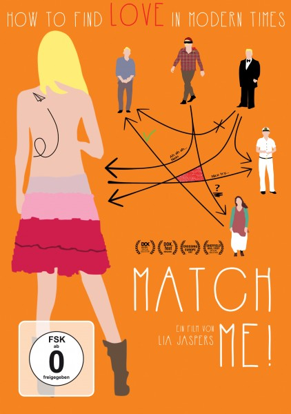 Match me! DVD Front