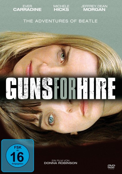 Guns for Hire DVD Front