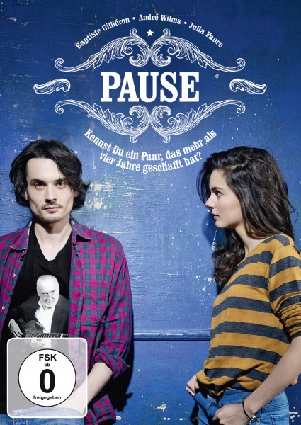 Pause DVD Front