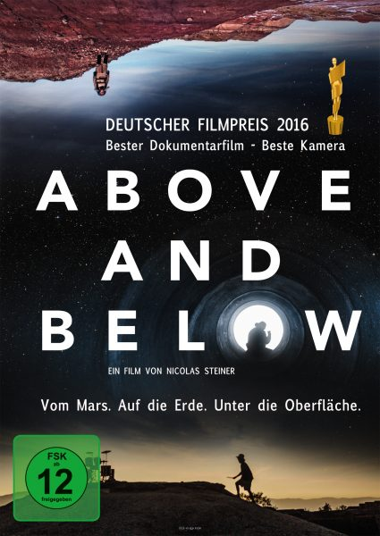Above and Below DVD Front