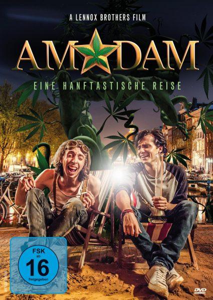 Amstardam DVD Front