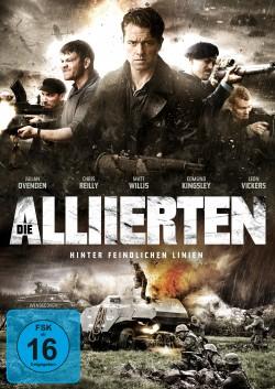 Die Alliierten DVD Front