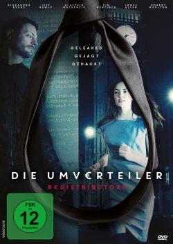 Redistributors DVD Front
