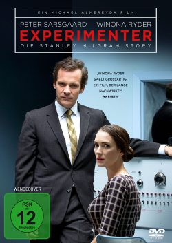 Experimenter DVD Front