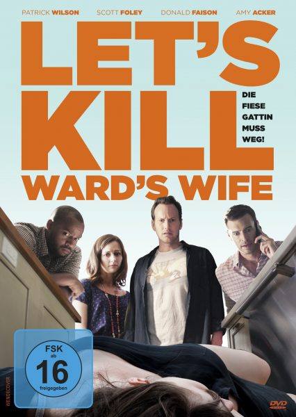 Lets Kill Wards Wife DVD Front
