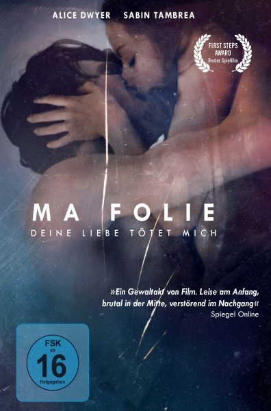 Ma Folie DVD Front