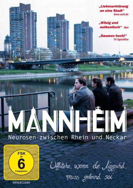Mannheim - DVD Front