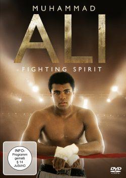 Muhammad Ali DVD Front