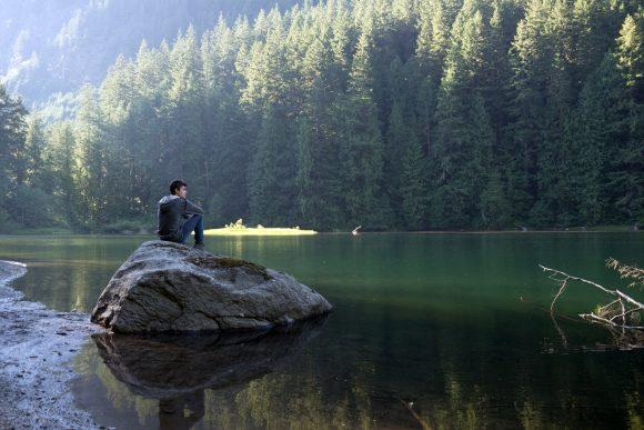 Ferien in der Wildnis Szenenbild