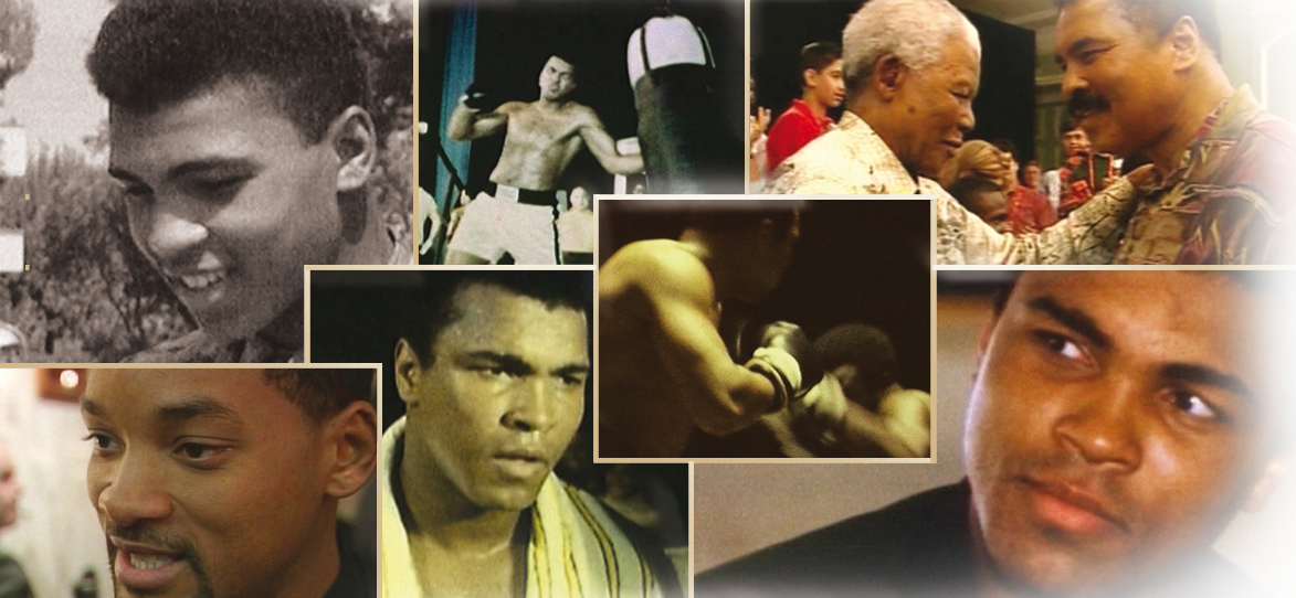 Muhammad Ali – Fighting Spirit