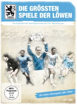 1860 München DVD-Front (Schuber)