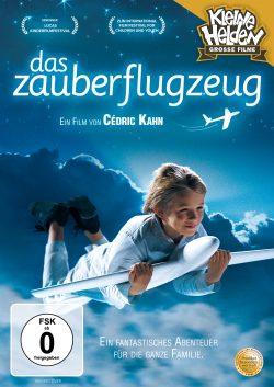 Das Zauberflugzeug DVD Front