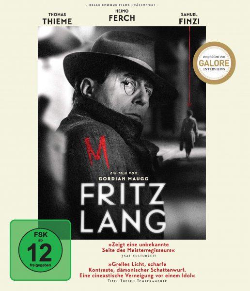 Fritz Lang Blu-ray Front