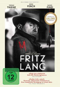 Fritz Lang DVD Front