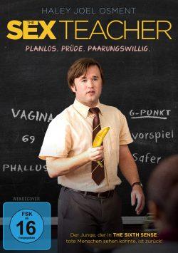 DVD Front The Sex Teacher