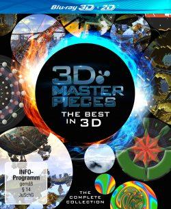 3D Masterpieces  3D-BD Front