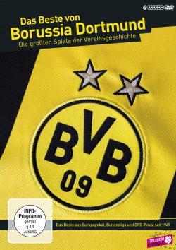 Das Beste von Borussia Dortmund DVD-Box Front