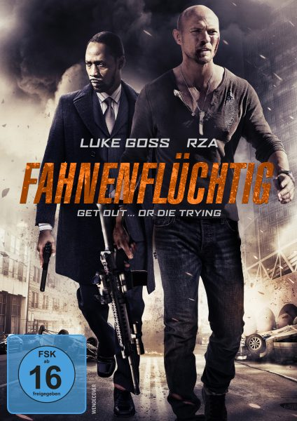 Fahnenflüchtig DVD Front