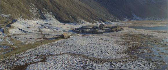 Island 4K Szenenbild
