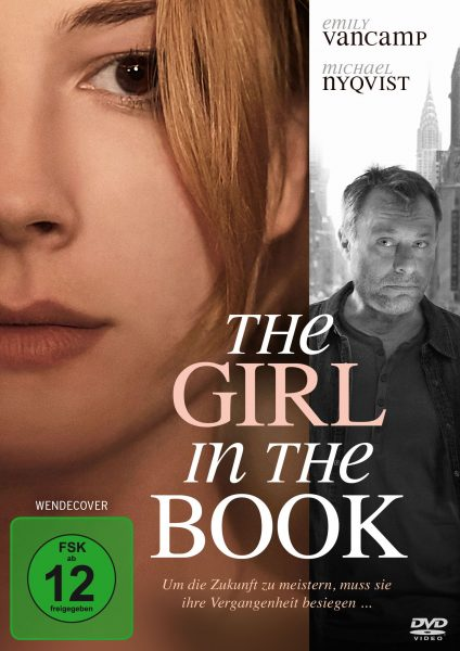 The Girl in the Book DVD Front