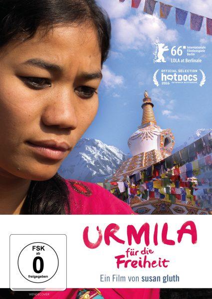 Urmila DVD Front