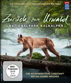 Zurück zum Urwald - Blu-ray Front