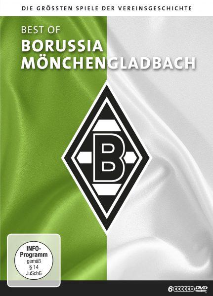Best of Borussia Mönchengladbach DVD Front