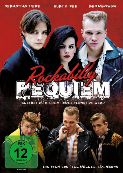 Rockabilly Requiem DVD Front