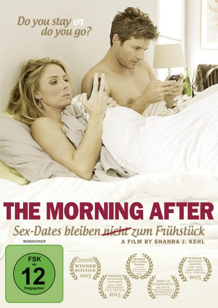 The Morning After DVD Front