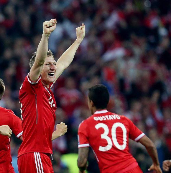 UEFA: Europas bester Fußball Szenenbild