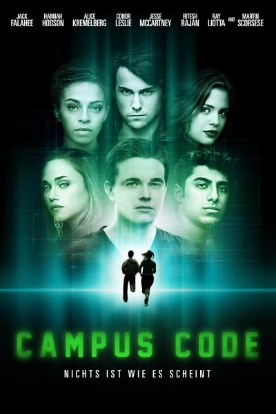 Campus Code DVD Front