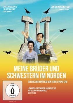 Meine Brüder und Schwestern im Norden - DVD Front