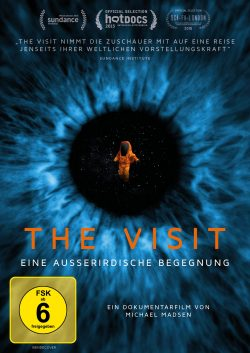 The Visit DVD Front