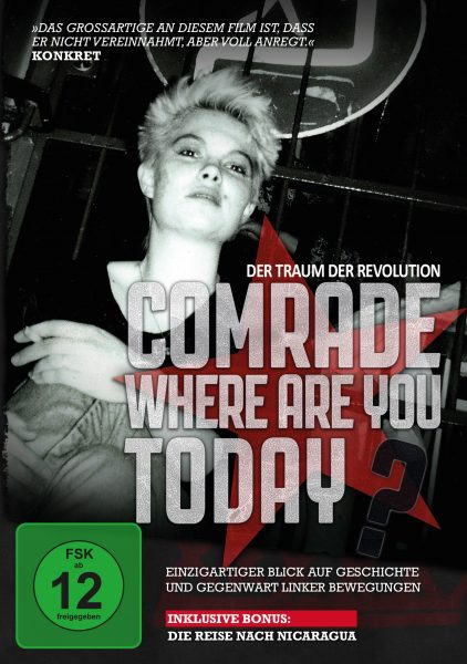 Comrade DVD Front
