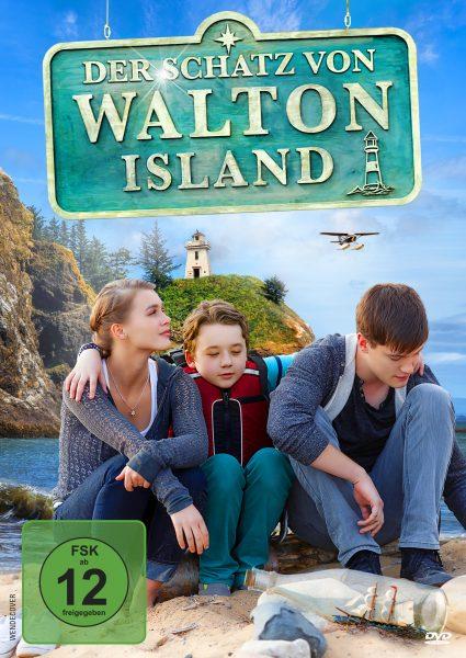 Der Schatz von Walton Island DVD Front