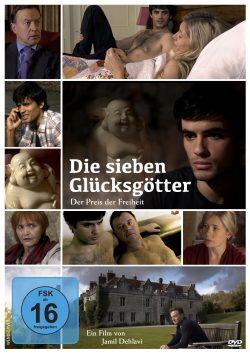 Die sieben Glücksgötter DVD Front