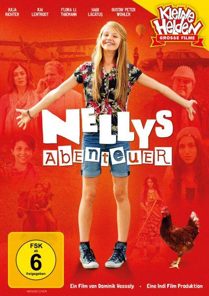 Nellys Abenteuer DVD Front