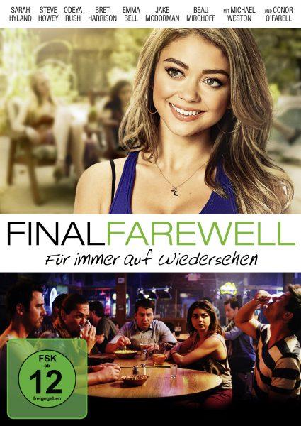 Final Farewell DVD Front