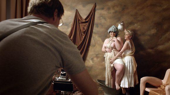 Der Fotograf Szenenbild