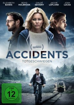Accidents DVD Front